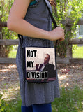 Not My Division Messenger Bag - Consulting Fangeeks - 1