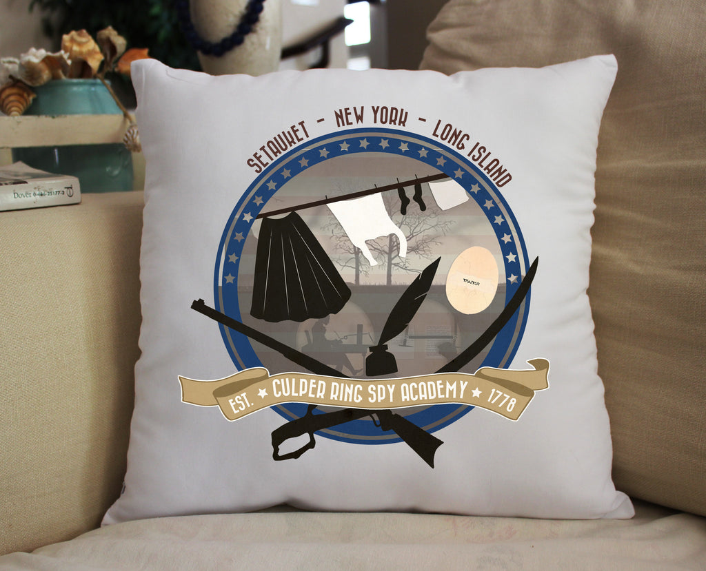Culper Spy Academy Fanpillow 14""