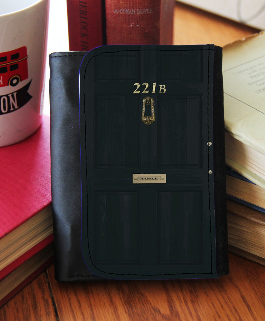 """221B Full Door""  Wallet"