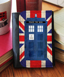 Police Box in London Wallet - Consulting Fangeeks - 1