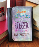 """Some Infinities Are Bigger""  Wallet - Consulting Fangeeks - 1"