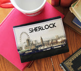 """Opening Theme London""  Wallet - Consulting Fangeeks - 1"