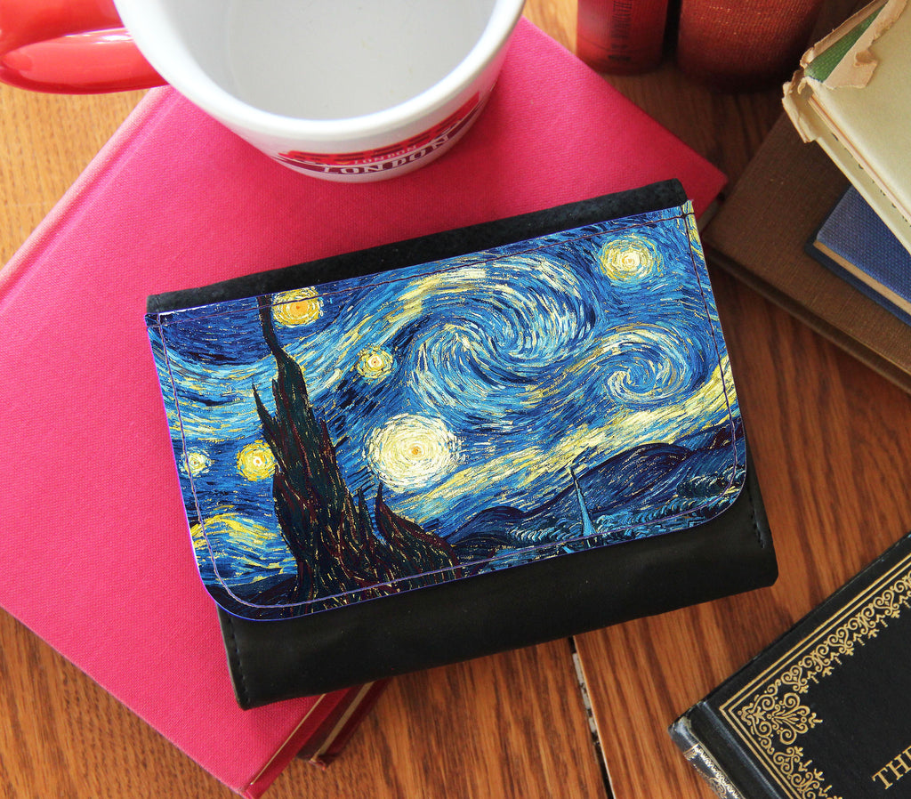 """Starry Night"" Wallet"