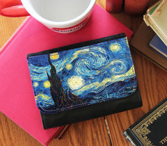 """Starry Night"" Wallet - Consulting Fangeeks - 1"