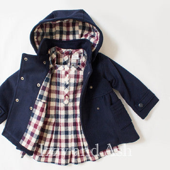 Girls Outerwear Coats & Jackets
