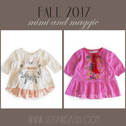 Mimi and Maggie Fall 2017