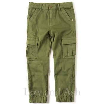 Appaman|Appaman Boys Cedar Green Cargo York Pant|Appaman Fall 2017|Boys Cargo Pants|Toddler Cargo Pants|Designer Boys Clothes|Boys Pants|Children Cargo Pants
