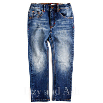 Appaman Boys Slim Leg Denim|Appaman Fall 2016|Appaman Jeans|Boys Designer Jeans|Designer Kids Jeans