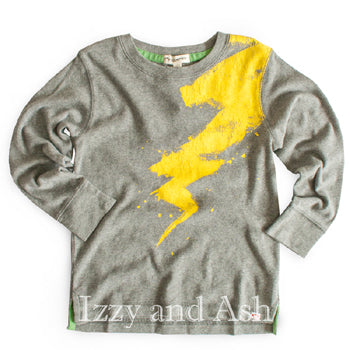 Appaman Boys Lightning Bolt Shirt|Appaman|Appaman Fall 2016|Boys T-Shirts|Toddler Boys T-Shirts|Graphic T-Shirts|Designer Boys Shirts|Designer Toddler Shirts