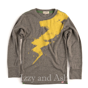 Appaman Lightning Bolt Long Sleeve Tee|Appaman Fall 1 2016|Appaman
