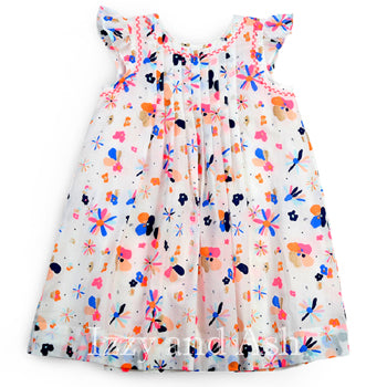 Egg Girls Floral Heidi Dress|Egg|Egg Spring 2017|Tween Dresses|Toddler Dresses|Toddler Girls Dresses|Baby Dresses|Floral Dresses|Designer Girls Dresses|Designer Toddler Dresses|Designer Baby Dresses