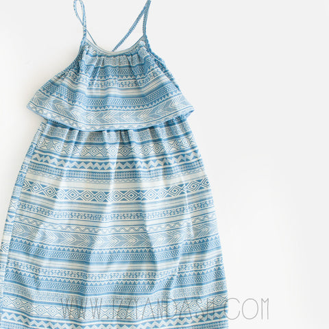 Vierra Rose Girls Elana Maxi Dress|Vierra Rose|Vierra Rose Spring 2017|Girls Maxi Dress|Maxi Dresses|Designer Girls Dresses|Toddler Dresses|Toddler Maxi Dresses|Tween Maxis|Toddler Maxis|Tween Maxi Dresses|Girls Maxi Dress|Children Maxi Dress|Girls Jean Dress|Toddler Jean Dress|Children Jean Dress|Tween Jean Dress