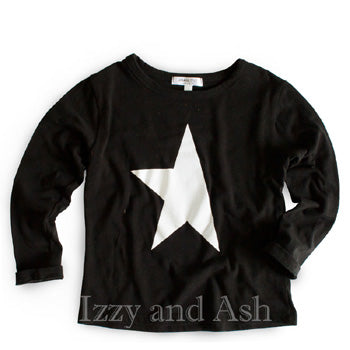Joah Love Gender Neutral Star Tee|Gender Neutral|Unisex Children's Clothes|Gender Neutral Children's Clothing|Joah Love|Trendy Children's Clothes|Cute Kid's Clothing|Tween|Tween Clothing|Toddler Girls Clothes|Toddler Boys Clothes|Toddler Clothing