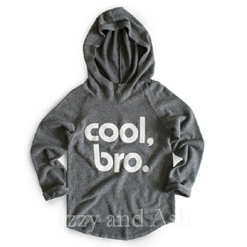 Cool Bro|Joah Love|Joah Love Cool Bro Hoodie|Graphic Hoodies|Hooded Sweatshirt