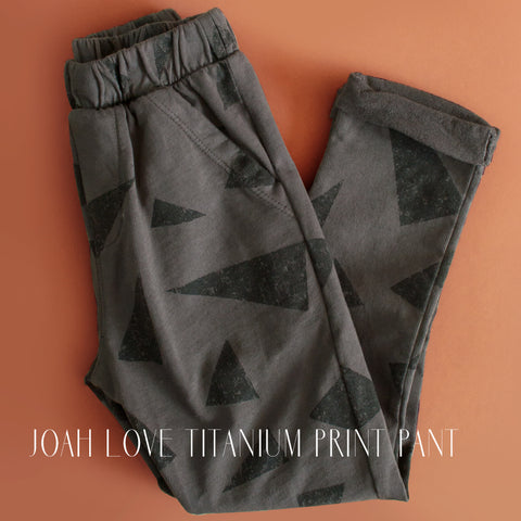 Joah Love Boys Titanium Print Pant|Joah Love|Joah Love Clothing|Joah Love Boys Clothes|Boys Cuffed Pants|Boys Bottoms|Pants|Boys|Skinny Pants|Boys Skinny Jeans|Trendy Boys Clothing|Trendy Children Clothing|Hip Kids Clothes