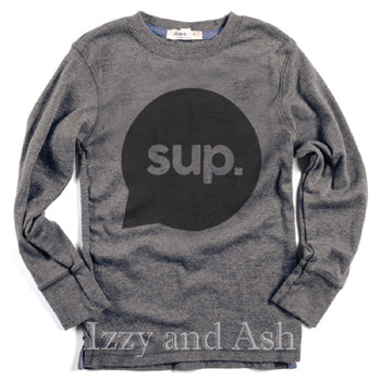 Joah Love|Sup Shirt|Boys T-Shirts|Toddler Boys Shirts|Joah Love Sup Shirt|Toddler Boys T-shirts|Toddler Boys Clothes|Boys Clothing|Designer Children's Clothing Boutique|Cute Boys Clothes|Trendy Boys Clothing|Fashionable Boys Clothing|Trendy Children's Clothing|Trendy Kids Clothes