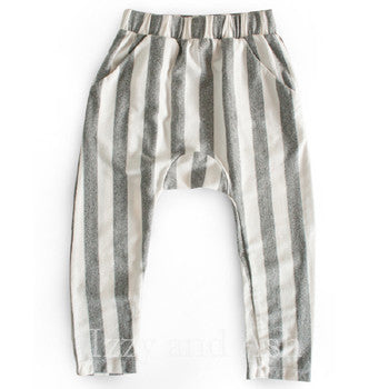 Joah Love Gender Neutral Emilio Pant|Gender Neutral|Gender Neutral Children's Clothes|Gender Neutral Kids Clothes|Unisex Children's Pants|Unisex Kids Pants|Unisex Stripe Pants|Gender Neutral Pants|Joah Love|Boys Bottoms|Toddler Stripe Pants|Boys Stripe Pants|Girls Stripe Pants|Boys Pants|Harem Pants