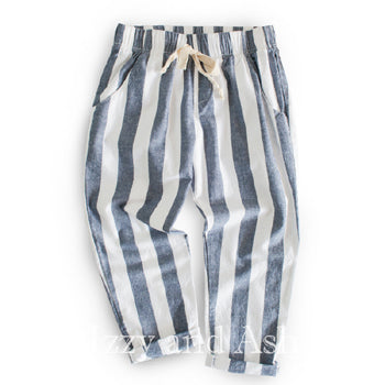 Joah Love|Joah Love Fall 2018|Joah Love Clothing|Children Pants|Kids Pants|Tween Pants|Toddler Girls Pants|Girls Stripe Pants|Children Pants|Kids Pants|Designer Children's Clothing Boutique|Designer Children's Clothing|Designer Children's Clothes|Kids Fashion|Children Fashion