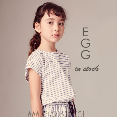 Egg Spring 2016|Egg Baby|Egg by Susan Lazar|Egg Children's Clothes
