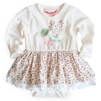 Unique Baby Clothes|Designer Baby Clothes|Baby Girls Layettes|Baby Girls Onesies|Trendy Baby Clothes|Rylee and Cru Spring 2019|Rylee and Cru|Cute Children's Clothes