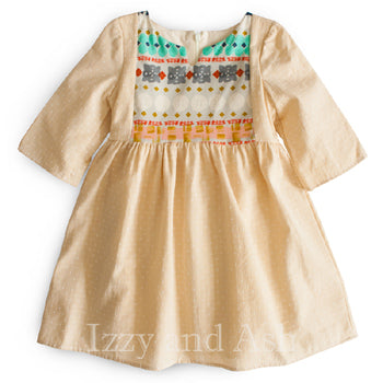 Mary Helen Girls Edna Dress|Mary Helen Dress|Mary Helen Edna Dress|Edna Dress|Children's Dresses|Girls Dress
