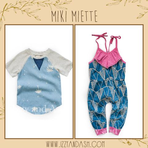Miki Miette|Miki Miette Spring 2018|Miki Miette Spring 2018 Preorders|Miki Miette Baby Clothes|Trendy Baby Clothing|Cute Baby Clothes|Boys Shirts|Tween Rompers|Tween Girls Rompers|Toddler Clothing|Toddler Boy Clothes|Baby Boys Clothes|Baby Girls Clothes|Designer Baby Clothes|California Baby Clothes|Beach Baby Clothes