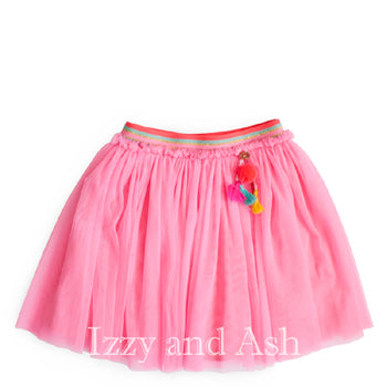 Mim Pi|Mim Pi Spring 2018|Mim Pi Girls Pink Tutu Skirt|Girls Tutu Skirt|Children Tutu Skirt|Kids Tutu Skirt|Pink Tutu Skirt|Toddler Tutus|Toddler Tutu Skirts|Children Pink Skirts|Kids Pink Skirts