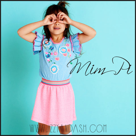 Mim Pi Spring 2018|Mim Pi|Izzy and Ash|European Children's Clothing|Trendy Children's Clothes|Cute Kids Clothes|Girls Dresses|Tween Dresses|Toddler Girls Dresses|Vintage Children Dresses
