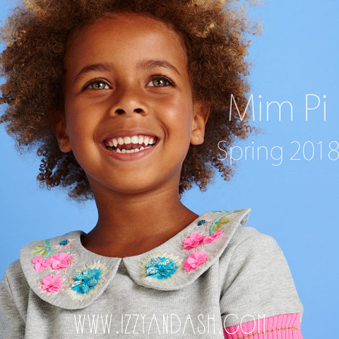 Mim Pi|Mim Pi Spring 2018|European Children's Clothing|Girls Dresses|Children's Clothing Boutique|Cute Children's Clothes|Trendy Kids Clothes|Tween Dresses|Toddler Dresses|Tutu Skirts|Pink Tutu Skirts