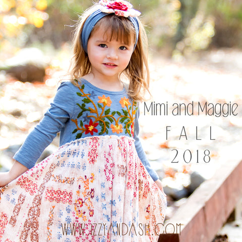 74fae372d Mimi and Maggie Fall 2018 Preorders