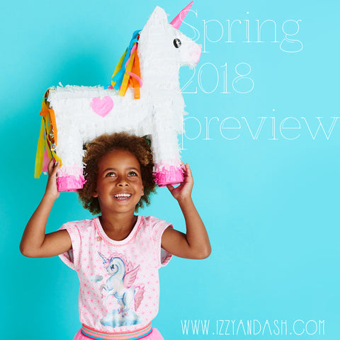 Joah Love Spring 2018|Mim Pi Spring 2018|Paper Wings Spring 2018|Miki Miette Spring 2018|Turtledove Spring 2018|Miles Baby Spring 2018|Izzy and Ash|Designer Children's Clothing Boutique