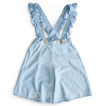 Vierra Rose Fall 2018|Vierra Rose|Girls Overalls|Creative Girls Clothes|Girls Capris|Vierra Rose Clothing|Trendy Kids Clothes