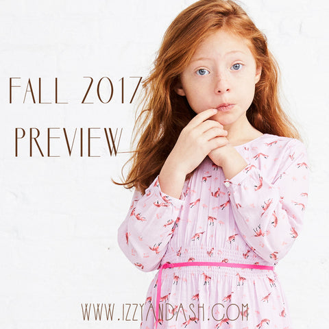 Joah Love Fall 2017|Egg Fall 2017|Miki Miette Fall 2017|Mim Pi Fall 2017|Mimi and Maggie Fall 2017|Appaman Fall 2017|Designer Children's Clothing|Designer Toddler Clothes|Tween Clothing