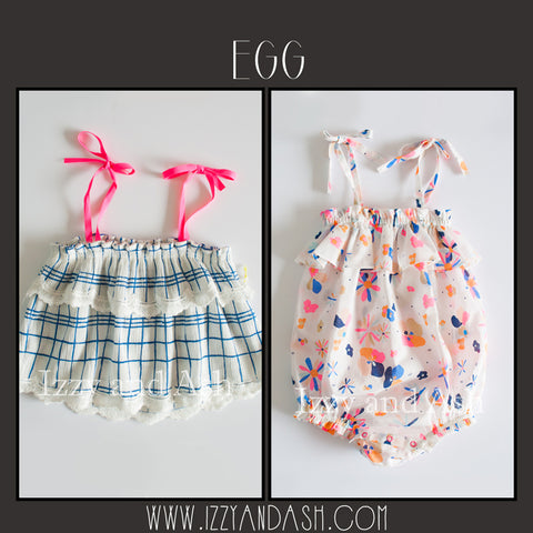 Egg Spring 2017|Egg|Egg by Susan Lazar|Egg Baby Spring 2017|Baby Clothing|Unique Baby Clothes|Designer Baby Clothes|Designer Children's Clothing|Baby Girls Clothes