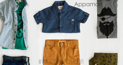 Appaman| Appaman Spring 2016|Appaman Blackbeard T-Shirt|Boys Graphic Tees