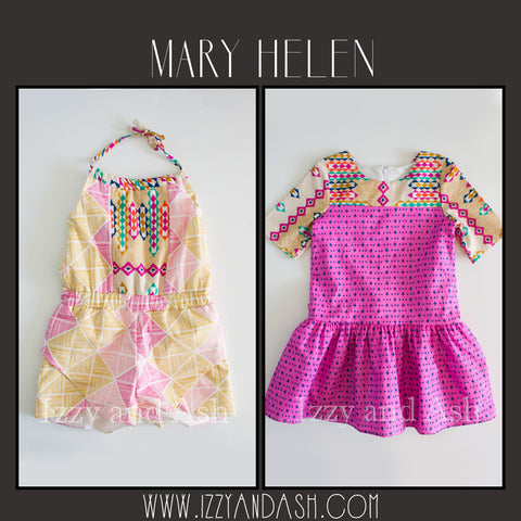Mary Helen|Mary Helen Spring 2017|Mary Helen Clothing|Designer Girls Dresses|Toddler Dresses|Designer Children's Clothing|Spring 2017 Preorders