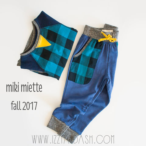 Miki Miette|Miki Miette Fall 2018|Lali|Lali Fall 2018|Designer Children's Clothing|Toddler Boys Clothes|Boys Clothing|Kids Clothes|Trendy Kids Clothes|Fashionable Kids Clothes|Cute Baby Clothes|Plaid Sweaters|Baby Yoga Clothes|Baby Activewear|Children Activewear|Kids Yoga Clothes