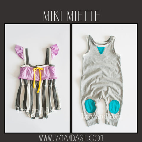 Miki Miette|Miki Miette Spring 2017|Miki Miette Clothing|Toddler Clothes|Baby Clothing|Toddler Boys Clothing|Baby Clothes|Layette|Toddler Girls Clothing|Bubble Rompers|Miki Miette Jumpsuit|Unique Baby Clothes|Designer Baby Clothing