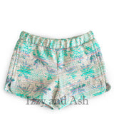 Anthem of the Ants Girls Ocean Comb Shorts|Anthem of the Ants Shorts|Anthem of the Ants Girls Shorts