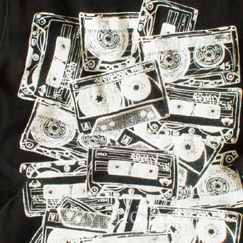 Appaman Boys Cassettes Long Sleeve Shirt