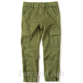 Appaman Boys Cedar Green Cargo York Pant|Appaman Fall 2017|Appaman|Boys Cargo Pants|Boys Bottoms