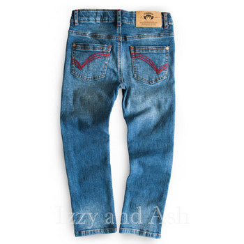 Appaman Boys Slim Leg Denim