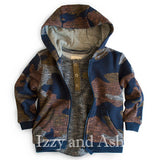 Designer Boys Outerwear|Toddler Camo Jacket|Toddler Boys Camo|Toddler Camo|Children Camo