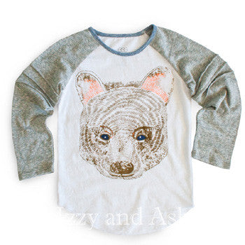 Baby Boys Clothing|Boys T-Shirts|Children T-Shirt|Boys Bear Shirt|Baby Bear Shirt|Infant Boys Shirts