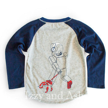 Toddler Boys Shirts|Toddler Boys Clothing|Egg Baby|Egg Children's Clothes|Egg Kids Clothes|Robot Shirt