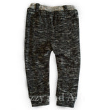 Designer Boys Pants|Boys Children's Clothes|Black Tweed Pant|Toddler Boys Clothes