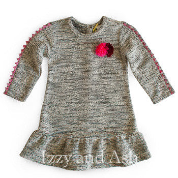 Dress|Fall Dress|Girls Dresses|Designer Girls Dresses|Egg Reagan Dress|Egg Children's Clothes