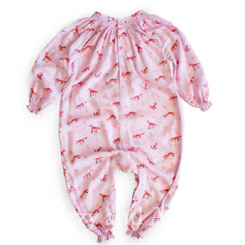 Fox Onesies|Fox Baby Clothes|Unique Baby Clothing|Designer Baby Clothes|Cute Baby Clothes