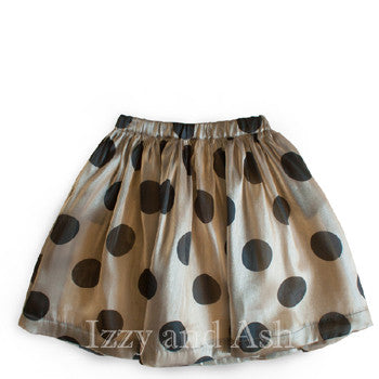 Imoga Girls Polka Dot Skirt