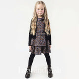 Imoga Girls Pamela Ruffle Dress